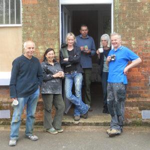 Community garden session @ Saint Leonards | United Kingdom