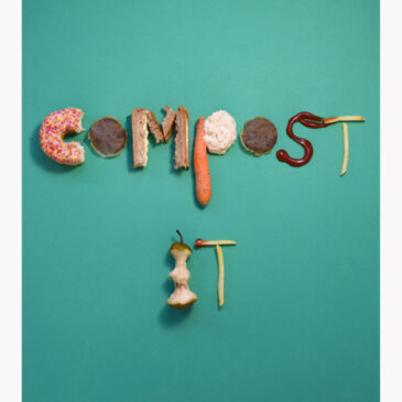 Compost it!