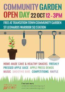 TTH Community Garden Open Day @ St Leonards Warrior Square Community Garden | England | United Kingdom