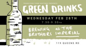 Green Drinks at the Imperial Pub @ Brewing Brothers at the Imperial | England | United Kingdom