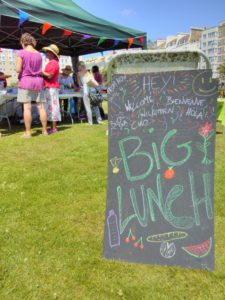 Save the Date! The Big Lunch 2019 at Warrior Square Gardens @ Warrior Square gardens | Hastings | England | United Kingdom