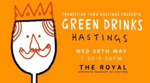 Green Drinks @ The Royal | England | United Kingdom