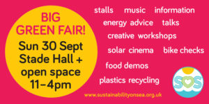 Big Green Fair for Sustainability on Sea @ Stade Hall & Open Space | England | United Kingdom