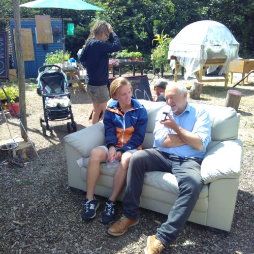 Interviewing Richard Watson from Energise Sussex Coast