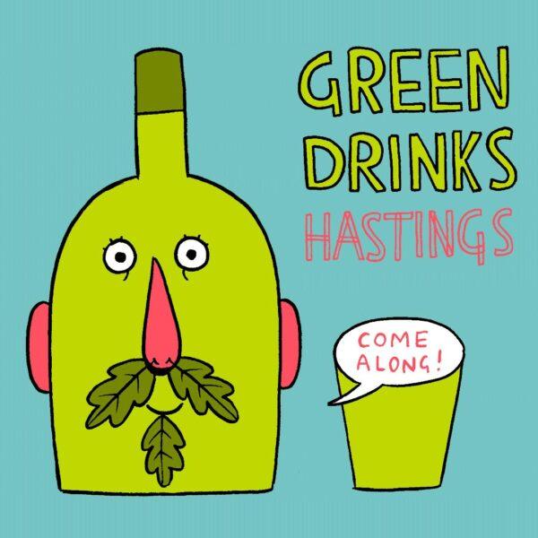 Green Drinks, 11 Nov 2021 @ The Common Room