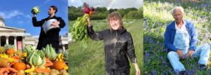 Soil, society, sustenance, solutions – Supper event with Tristram Stuart, Craig Sams and Pea Pod Veg. @ Home Ground Kitchen