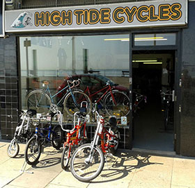High Tide Cycles