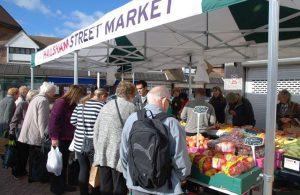 Hailsham Market