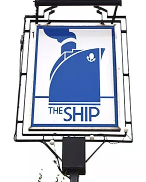 The Ship's Stores at the Ship Pub
