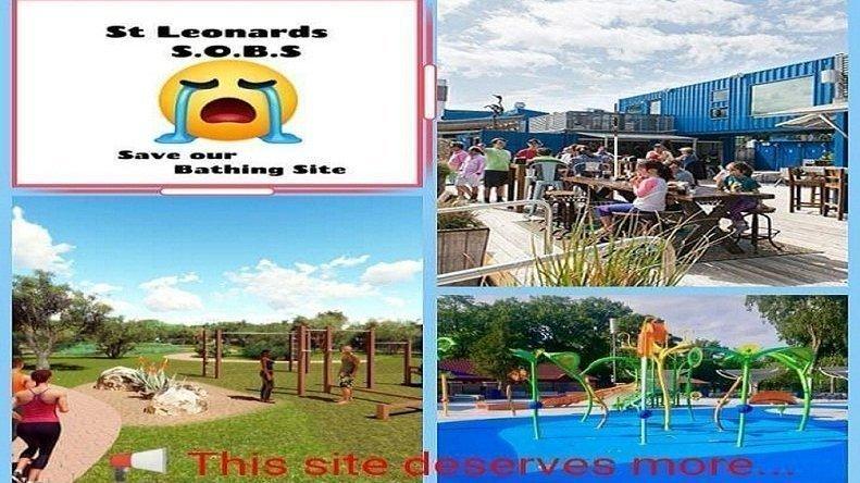 Bathing Pool Petition