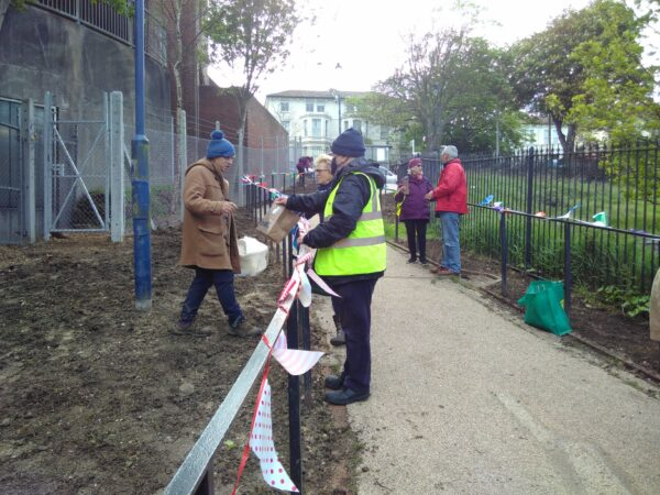 Community Garden Session – Sunday afternoons